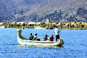 Uros / Amantaní ( Full Day )