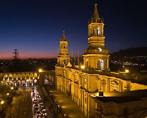 Arequipa City Tour / Campiña
