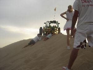 Paracas Nazca Dunas