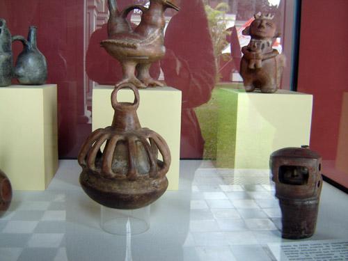 museo de arqueologia Lima