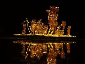 Sala Museo Oro del Perú