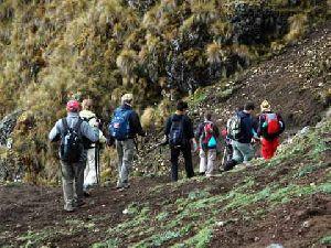 Machupicchu Trekking