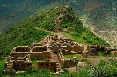 Incan Pisaq valle sagrado de los incas, Cusco