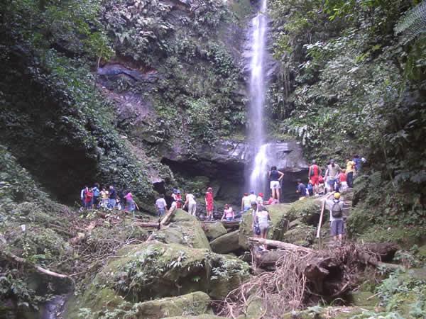 Cascades of Ahuashiyacu - Tarapoto