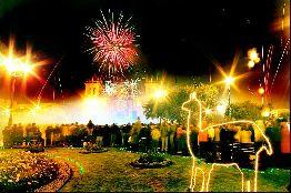 Año Nuevo en Cusco