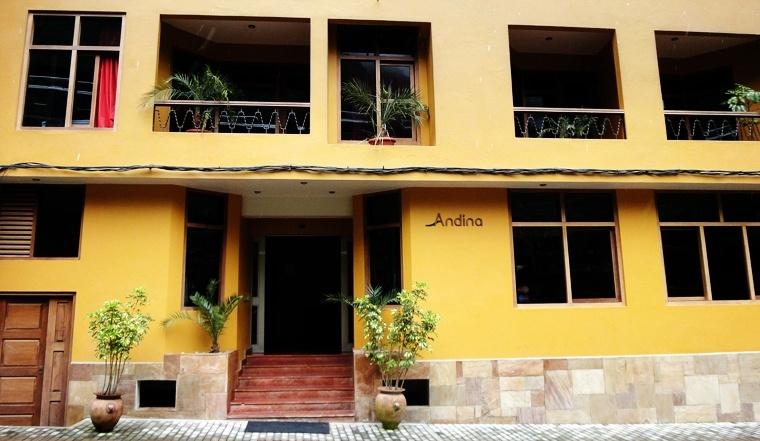 Hotel Andina Luxury