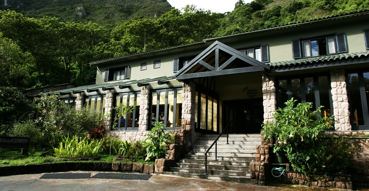 machupicchu sanctuary lodge
