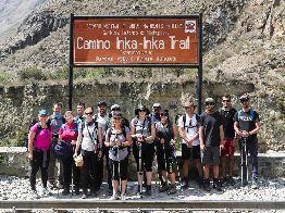 Camino Inca Machu Picchu Enérgico