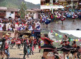 Carnaval en Pisac