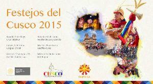 Festejos del Cusco 2016