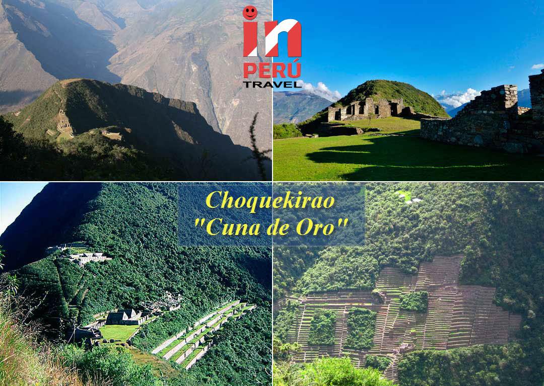 Choquekirao Cuna de Oro