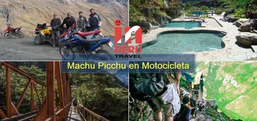 Machu Picchu en Motocicleta
