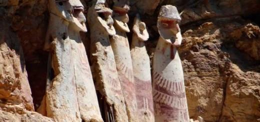Sarcophaguses of Karajia - Chachapoyas