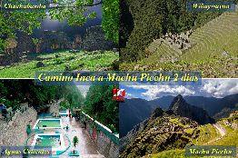 Apacible Camino Inca a Machu Picchu