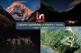 Camino Dinámico Salkantay a Machupicchu