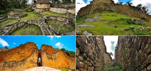 Fortress of Kuelap - Chachapoyas - Peru