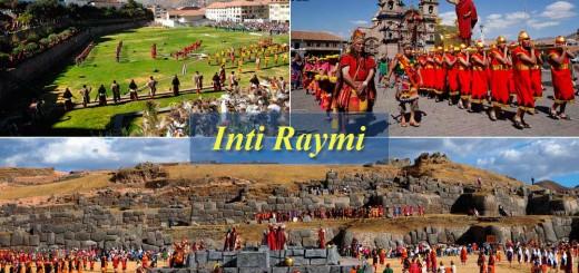 Inti Raymi: Koricancha - Plaza de Armas - Sacsayhuaman