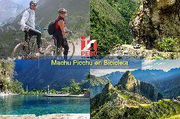 Machu Picchu en Bicicleta