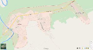 Mapa de Tumbes