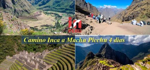 Camino Inca a Machu Picchu en 4 dias