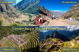 Camino Inca Machu Picchu Ancestral