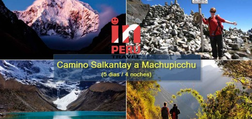 Tradicional Camino Salkantay a Machupicchu