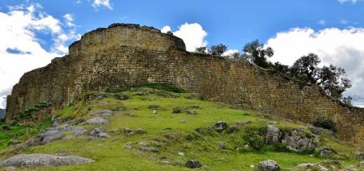 Fortaleza de Kuelap, Amazonas