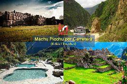 Machu Picchu por Carretera