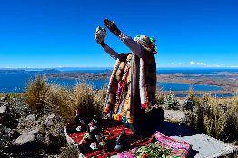 Haywariska: Ceremonia de Ofrenda a la Pachamama