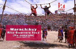 Warachikuy / Rito Guerrero Inca