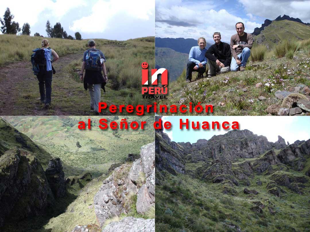 Peregrinación  al Santuario del Señor de Huanca
