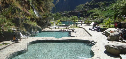 Thermal Baths of Cocalmayo - Santa Teresa