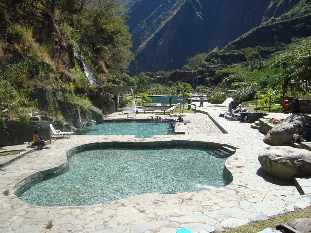 Thermal Baths of Cocalmayo - Santa Teresa
