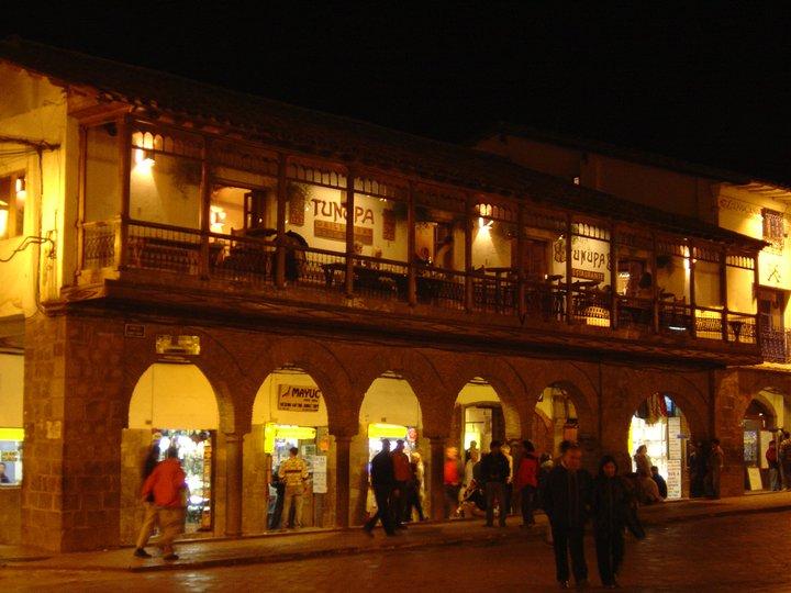 Tunupa Restaurant Cusco