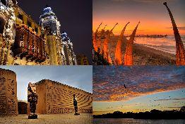 Perú Arqueológico y Manglares