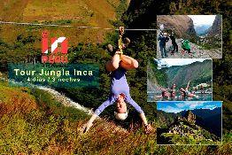 Tour Jungla Inca