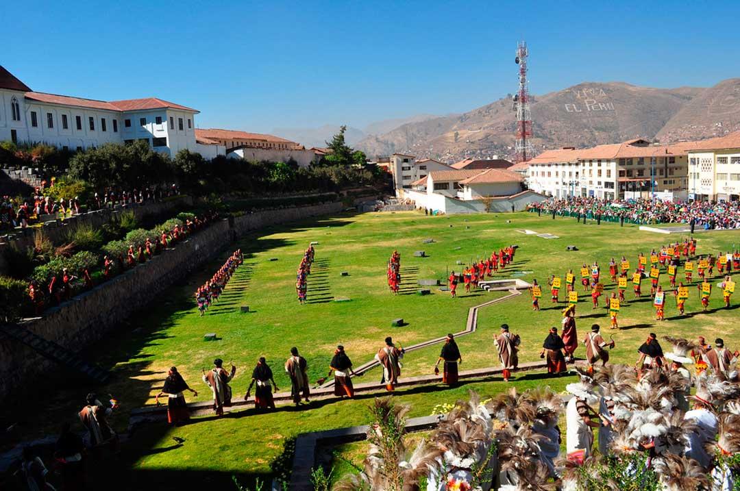 Inti Raymi - Qorikancha