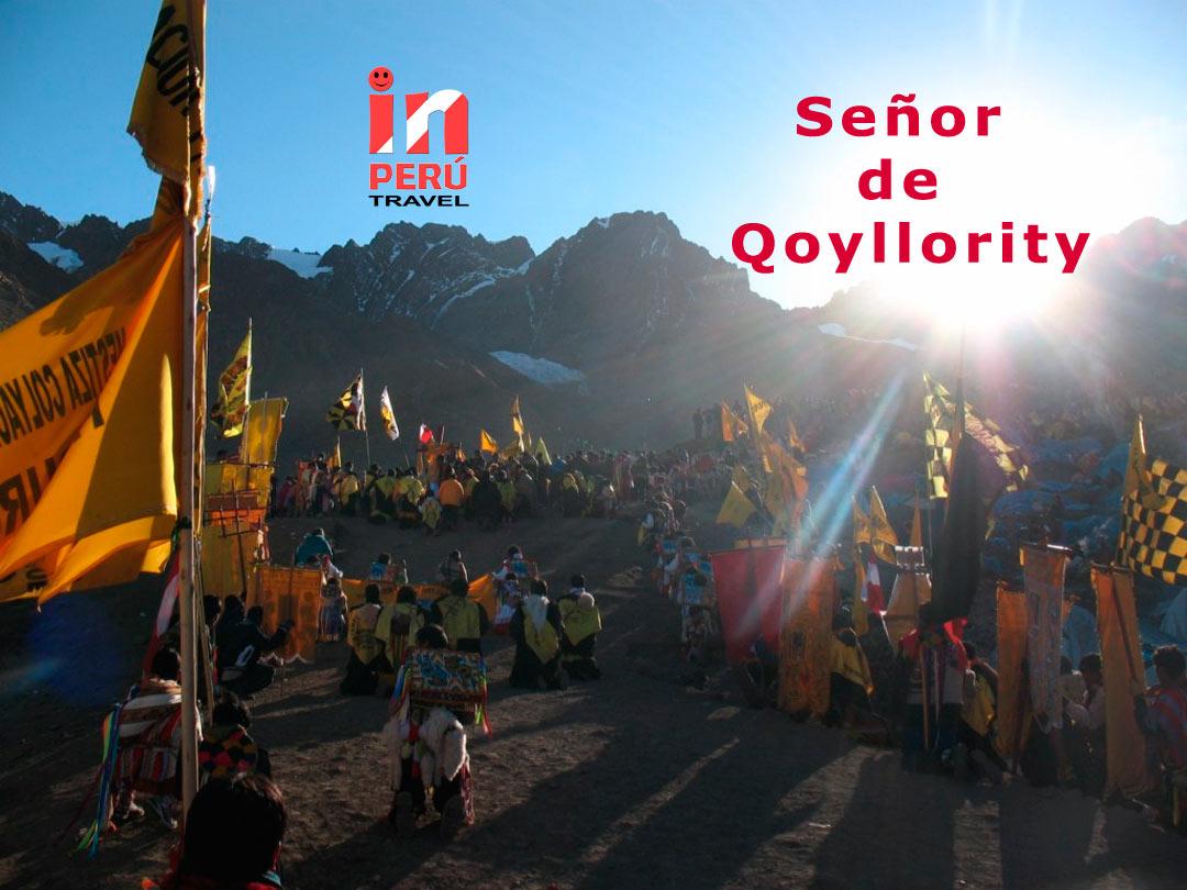 Peregrinación al Señor de Qoyllority