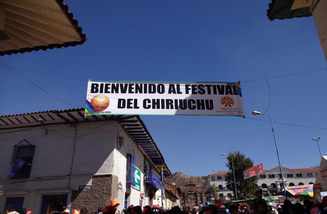 Bienvenido al Festival del Chiriuchu