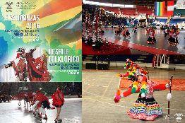 Festidanzas de la Universidad Andina del Cusco 2016