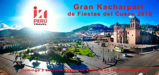 Gran Kacharpari de Fiestas del Cusco 2016