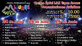 I Festival Internacional Cusco Mijunas 2016