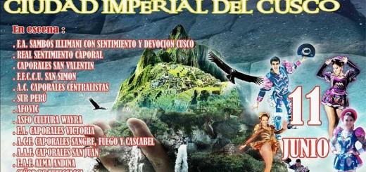 Saludo del Collasuyo a la Ciudad Imperial del Cusco