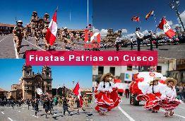 Fiestas Patrias 2016 en Cusco