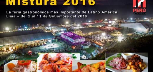 Mistura 2016 - Feria Gastronomica